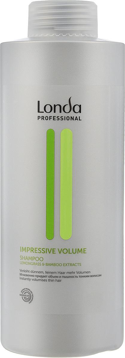 Londa Professional Шампунь Impressive Volume, для придания объема, 1000 мл #1