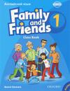Family and Friends: Level 1: Classbook / Английский язык. 1 класс. Семья и друзья - Наоми Симмонс