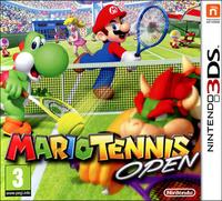 Игра Mario Tennis Open для Nintendo 3DS