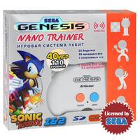 Игровая приставка Sega Genesis Nano Trainer (белая)