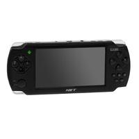 Портативная игровая консоль EXEQ NET (черная)