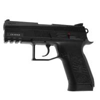 "ASG ""CZ 75 P-07 Duty"" пистолет пневматический CO2, 4,5 мм, цвет: Black (16726)"