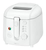 Clatronic FR 3390, White фритюрница механическая