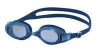 Очки для плавания View Platina, цвет: синий