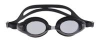 Очки для плавания View Platina, цвет: черный