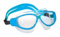 """Маска для плавания Madwave """"Junior Flame Mask"""", цвет: голубой"""