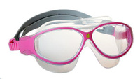 Маска для плавания Madwave Junior Flame Mask, цвет: розовый