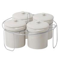 Steba AS 7 стаканчики керамические для мультиварки (4 шт.)