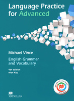 Language Practice for Advanced: English Grammar and Vocabulary with Key   Vince Michael. Грамматика и лексика
