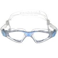 Очки для плавания Aqua Sphere Kayenne Lady, цвет: прозрачный, голубой