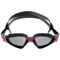 Очки для плавания Aqua Sphere Kayenne Lady, зеркальные линзы, цвет: черный, розовый