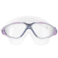 Очки для плавания Aqua Sphere Vista Lady, цвет: белый, розовый