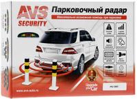"""Парктроник AVS """"PS-124U"""", цвет: черный"""