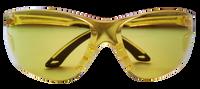 """Очки стрелковые """"Stalker"""", защитные, цвет: желтый"""