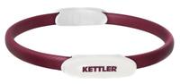 """Обруч для пилатеса """"Kettler"""", цвет: бордовый, жемчужно-белый, 38 см"""