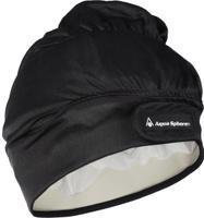 Шапочка для плавания Aqua Sphere Aqua Comfort, цвет: черный