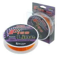 """Леска Onlitop """"Fluo Line"""", цвет: оранжевый, 100 м, 0,22 мм, 4,2 кг"""