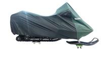 """Чехол """"Starks"""", для снегохода L (600), цвет: темно-зеленый, черный"""