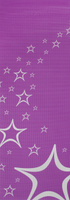 """Коврик для йоги Starfit """"FM-102"""", цвет: фиолетовый, 173 х 61 х 0,3 см"""