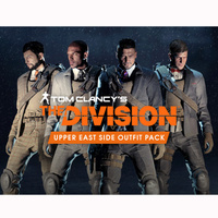 Tom Clancy's The Division. Upper East Side Outfit Pack