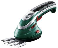 Аккумуляторные ножницы для травы Bosch ISIO 3 + штанга 0600833105