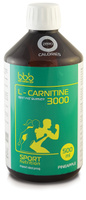 "Карнитин bbb ""L-Carnitine 3000"", ананас, 500 мл"