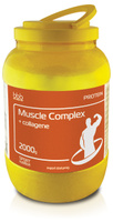 """Протеин bbb """"Muscle Protein Complex + Collagen"""", шоколад, 2 кг"""