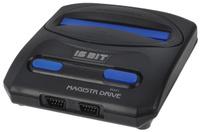 Sega Magistr Drive 2 игровая приставка (160 игр)