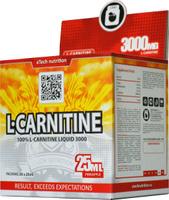 "L-карнитин aTech Nutrition ""L-Carnitine 3000 Liquid"", ананас, 25 мл, 20 шт"
