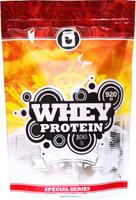 "Протеин cывороточный aTech Nutrition ""Whey Protein 100% Special Series"", печенье и карамель, 920 г"