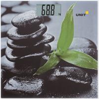 Напольные весы Unit UBS-2056, Gray Black