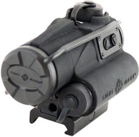 Прицел коллиматорный Sightmark Wolverine CSR, закрытый на Weaver/Picatinny, SM26021, 4MOA, черный