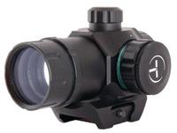 Прицел коллиматорный Target Optic 1х22, закрытый на Weaver, марка - точка. TO-1-22M