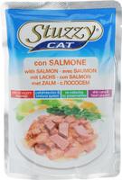 Консервы Stuzzy Сat, для взрослых кошек, с лососем, 100 г
