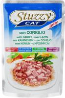 Консервы для кошек Stuzzy Stuzzy Cat, кролик в желе, 100 г