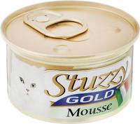 Консервы для взрослых кошек Stuzzy Gold, с телятиной, 85 г