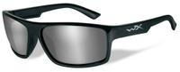 """Очки солнцезащитные WileyX """"Peak Silver Flash"""", для охоты, рыбалки и активного отдыха, цвет: Smoke Grey"""