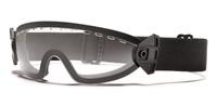 """Защитные баллистические очки Smith Optics """"Boogie Soep"""", цвет: черный"""