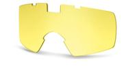 """Линзы для баллистических очков Smith Optics """"Outside The Wire Turbo Fan"""", цвет: желтый"""