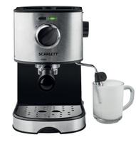 Кофеварка рожковая Scarlett SL-CM53001, Black