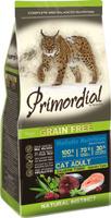 """Корм сухой """"Primordial"""" для кошек, беззерновой, лосось и тунец, 2 кг"""