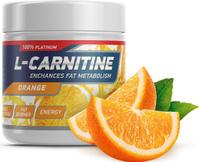 "Жиросжигатель Geneticlab Nutrition ""L-Carnitine"", апельсин, 150 г"