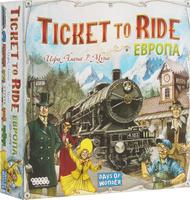 Hobby World Настольная игра Ticket to Ride Европа 3-е издание. Наши лучшие предложения