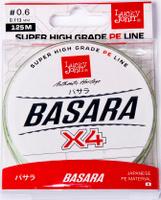 """Леска плетеная Lucky John """"Basara"""", сечение 0,113 мм, длина 125 м"""