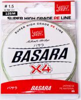 """Леска плетеная Lucky John """"Basara"""", сечение 0,194 мм, длина 125 м"""