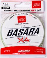 """Леска плетеная Lucky John """"Basara"""", сечение 0,213 мм, длина 125 м"""