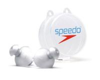 Беруши Speedo Ergo Ear Plugs, цвет: серый