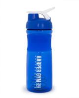"""Шейкер Harper Gym """"Shaker Bottle"""", с венчиком, цвет: синий, 700 мл"""