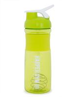 "Шейкер Harper Gym ""Shaker Bottle"", с венчиком, цвет: лайм, 700 мл"