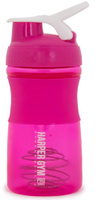 "Шейкер Harper Gym ""Shaker Bottle"", с венчиком, цвет: розовый, 500 мл"